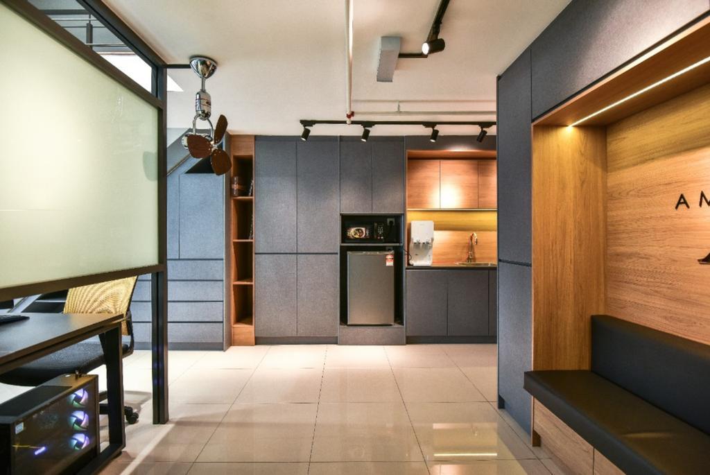 Pinnacle, Petaling Jaya, Commercial, Interior Designer, Amaze Design Sdn Bhd, Modern, Contemporary