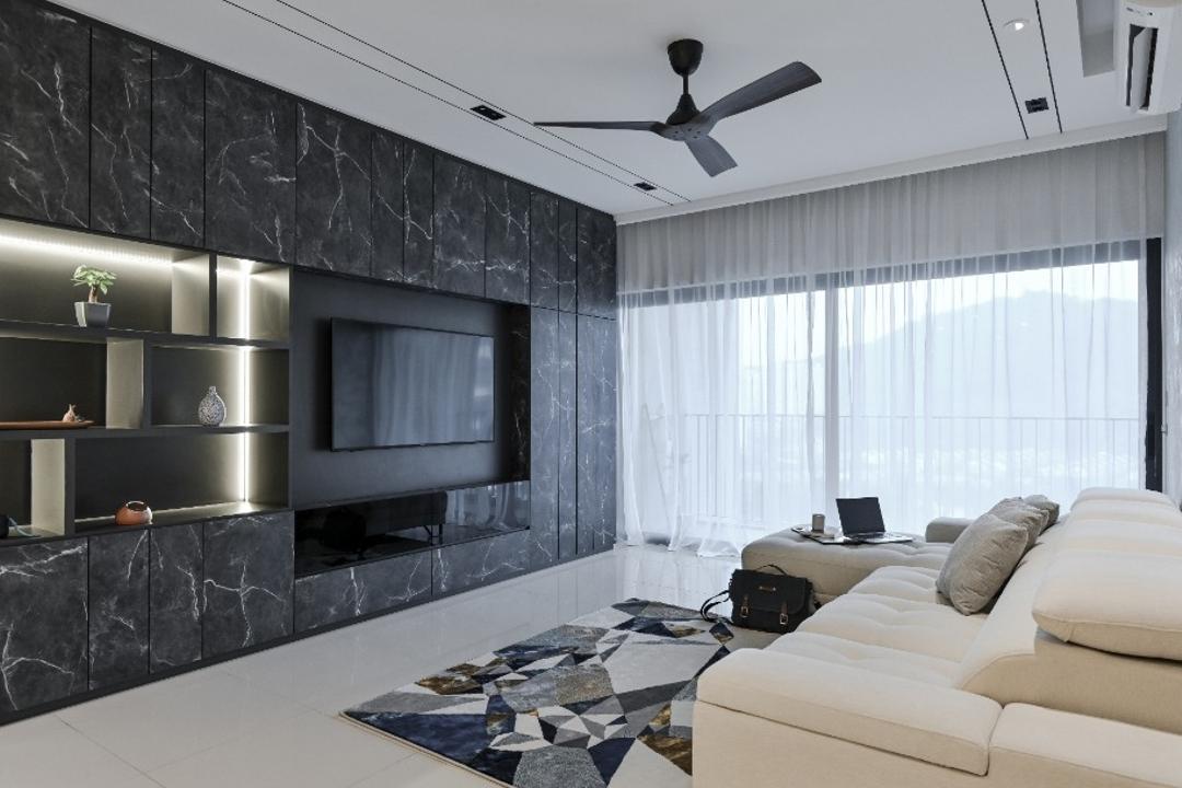 West Side 3, Desa Park City by Amaze Design Sdn Bhd