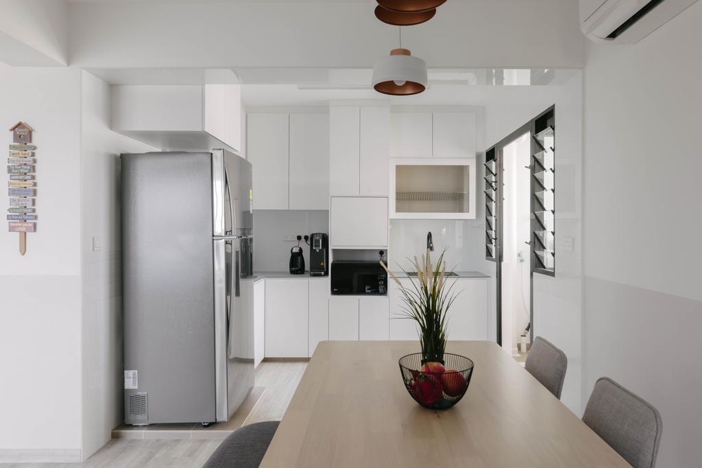 Bukit Batok West Avenue 8 by ChengYi Interior Design