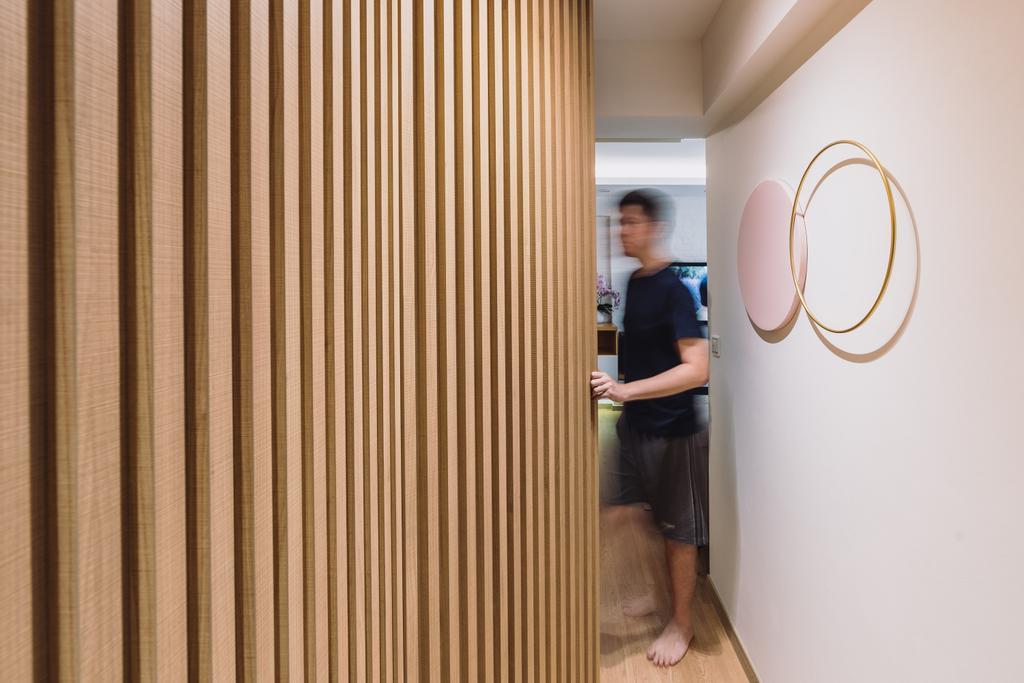 Scandinavian, HDB, Living Room, Boon Tiong Road, Interior Designer, Artmuse Interior