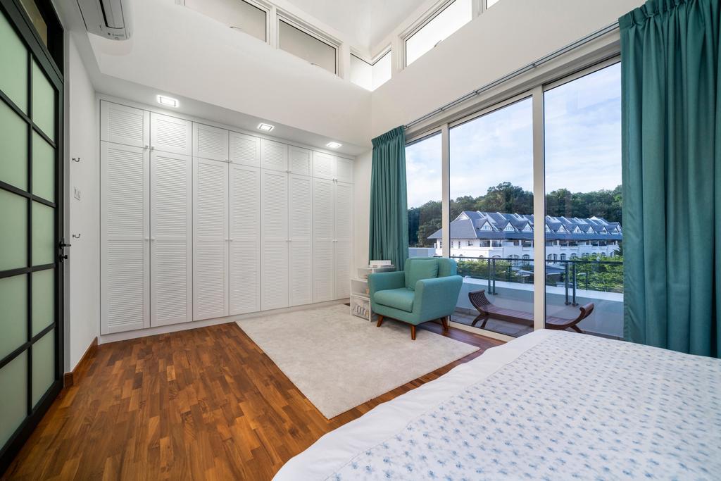 Contemporary, Landed, Bedroom, Springside View, Interior Designer, Livspace