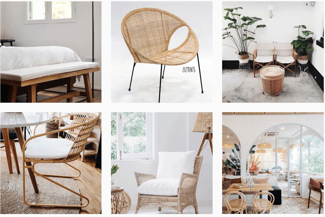 where to buy rattan furniture singapore