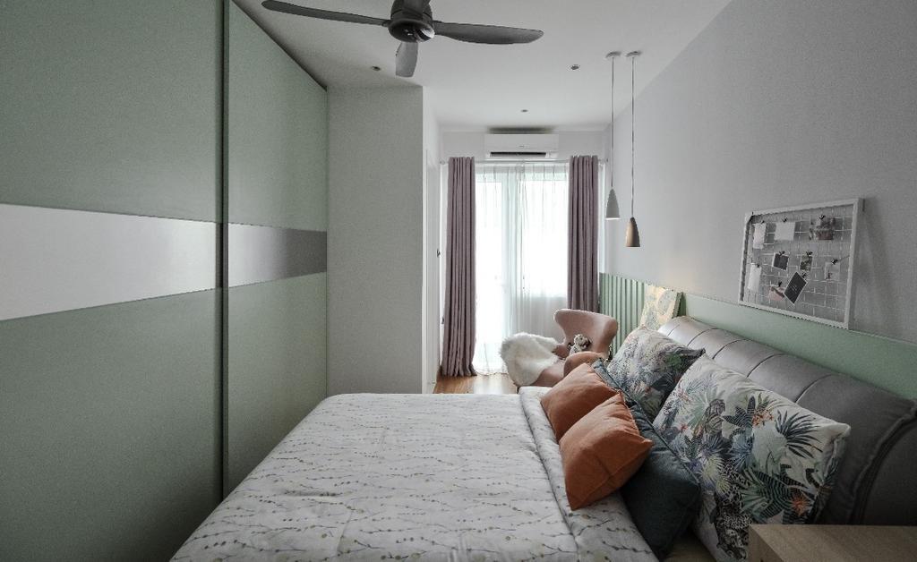 Modern, Landed, Scenaria Super Link 2, North Kiara Hill, Interior Designer, Amaze Design Sdn Bhd, Contemporary