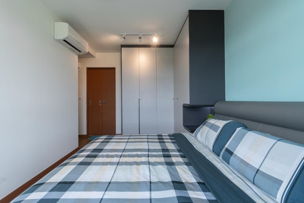 Contemporary, HDB, Bedroom, Tampines North Drive 1, Interior Designer, Yang's Inspiration Design