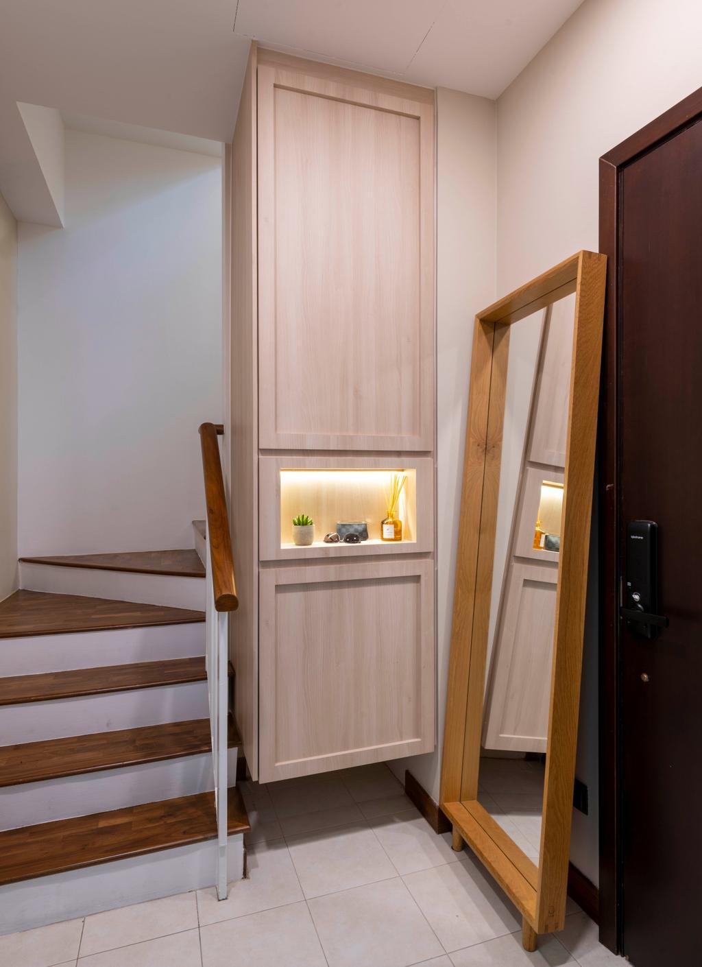 Contemporary, Landed, Living Room, Springhill, Interior Designer, Craftsmen Atelier