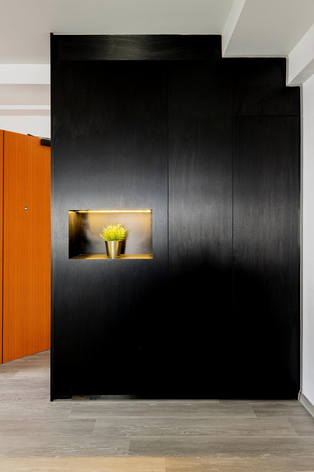 Modern, HDB, Living Room, Segar Road, Interior Designer, Craftsmen Atelier, Contemporary
