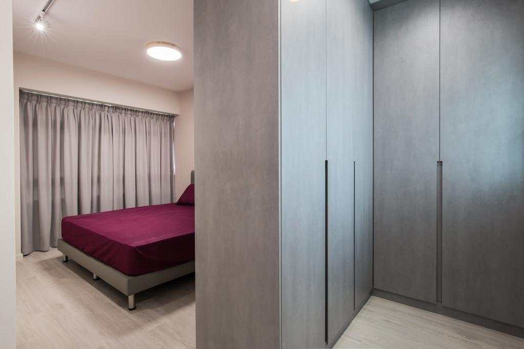 Contemporary, HDB, Bedroom, Ang Mo Kio Avenue 1, Interior Designer, Inizio Atelier, Scandinavian