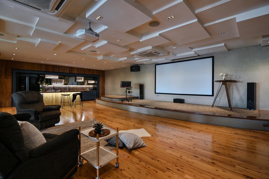 The Canvas, Klang by Ee Design Studio