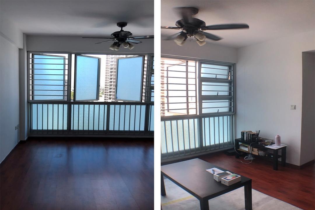 clementi HDB flat renovation Singapore