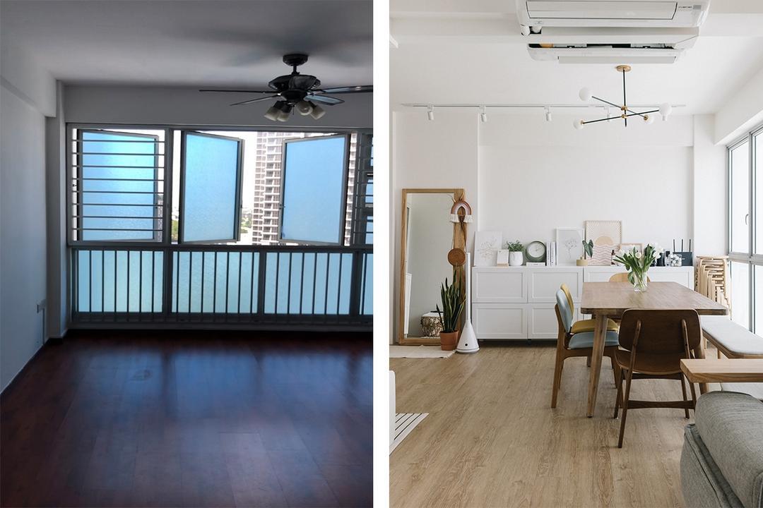 clementi HDB flat renovation Singapore 20