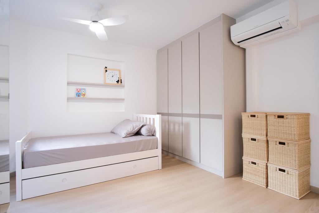 Scandinavian, HDB, Bedroom, Farrer Park Road, Interior Designer, Starry Homestead