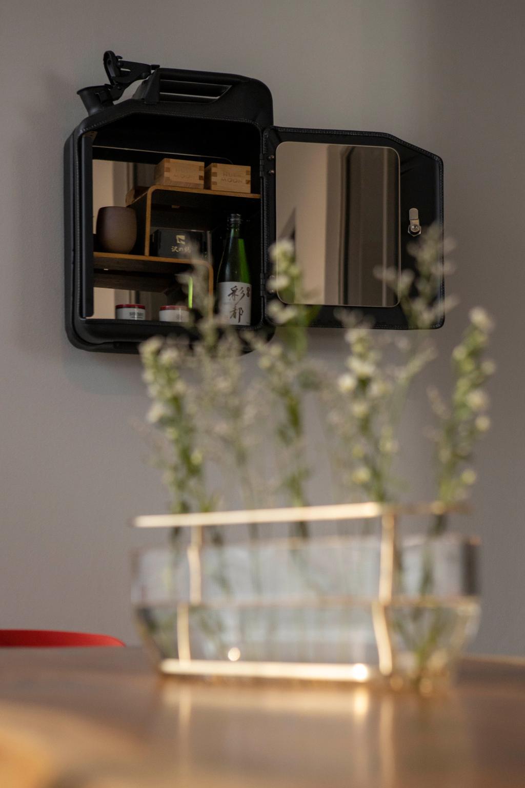 Eclectic, Condo, Dining Room, Atrium Residences, Interior Designer, Fuse Concept