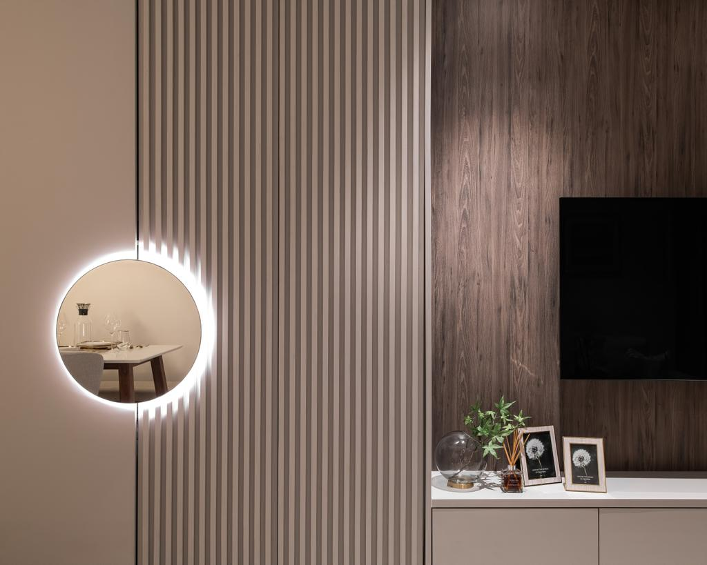 Scandinavian, Condo, Hundred Palms Residences, Interior Designer, Mr Shopper Studio
