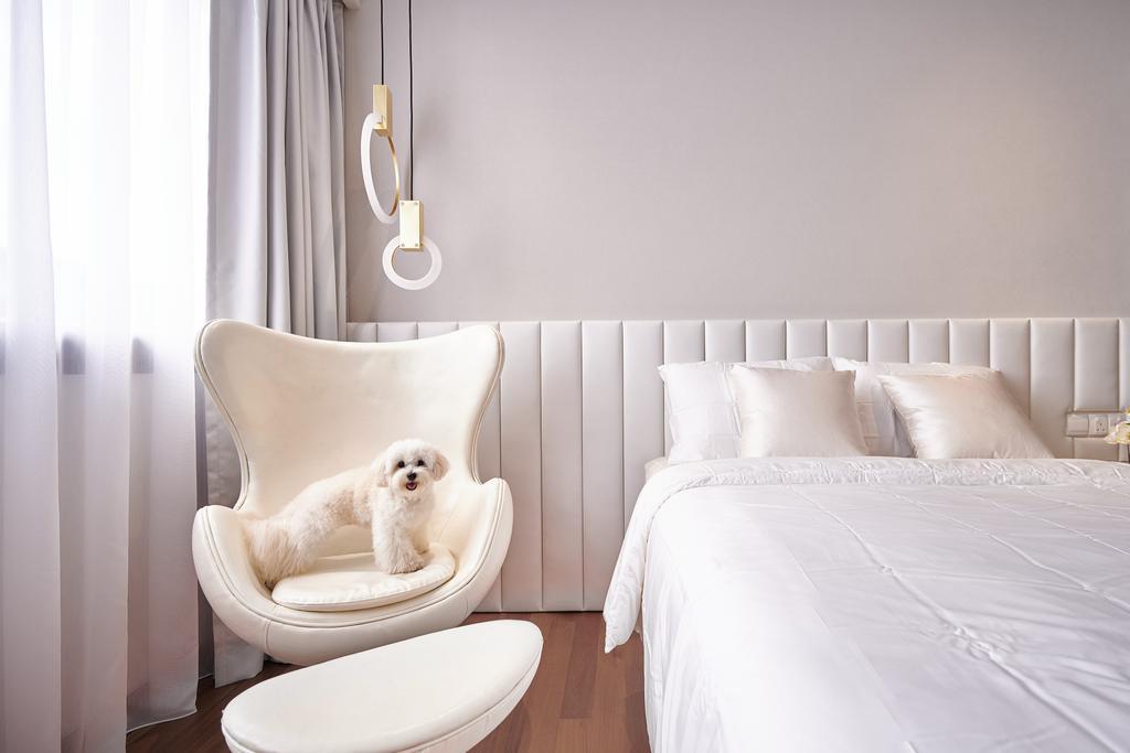 Modern, Landed, Bedroom, Cayman Residence, Interior Designer, Mr Shopper Studio, Contemporary