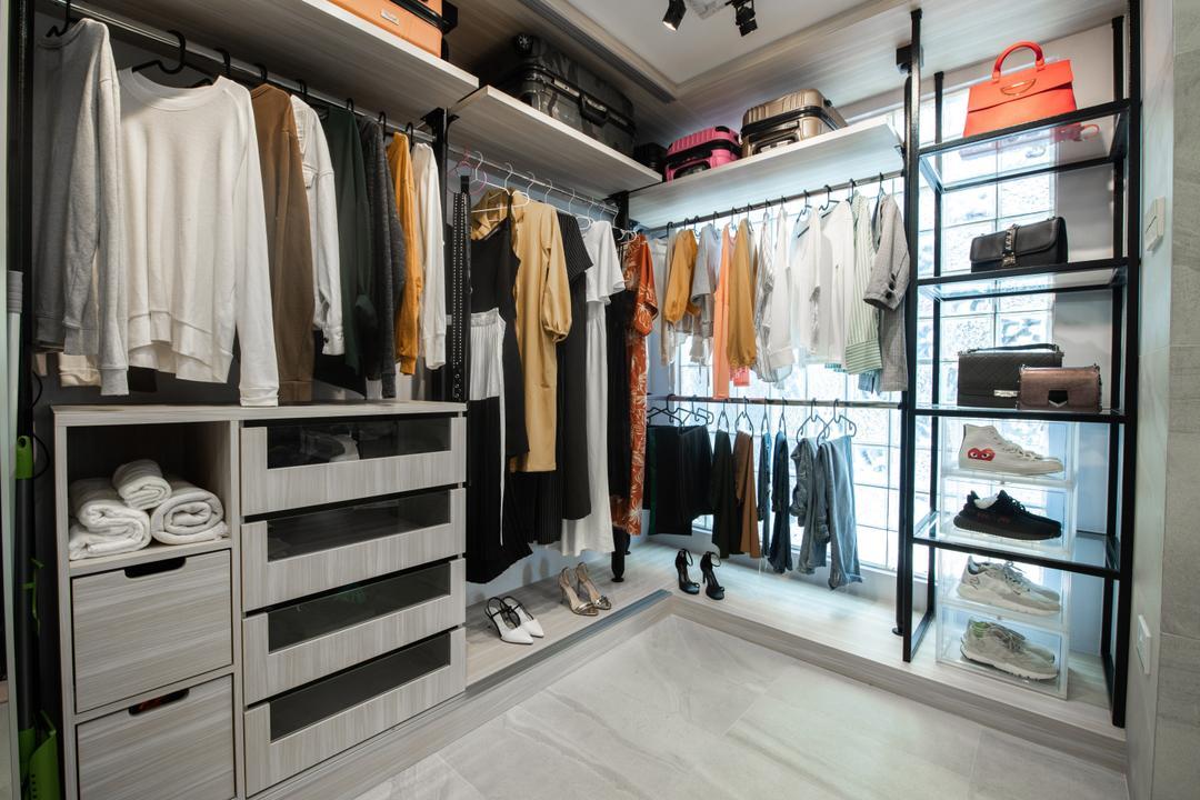 Grey Stone, Adda Height by Fuyu Dezain Sdn. Bhd.