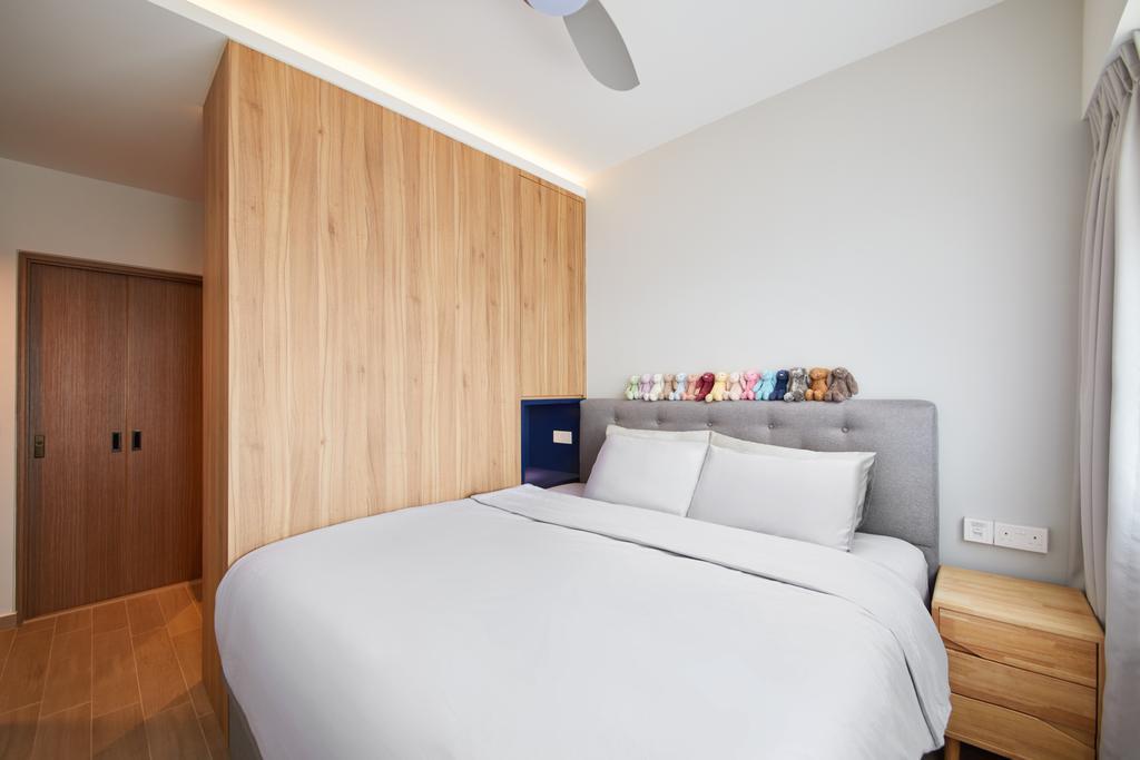 Contemporary, HDB, Bedroom, Bukit Batok West, Interior Designer, Dots 'N' Tots