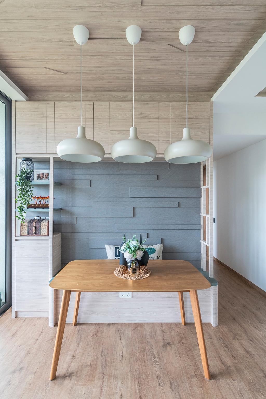 Contemporary, Condo, The Tembusu, Interior Designer, Thom Signature Design