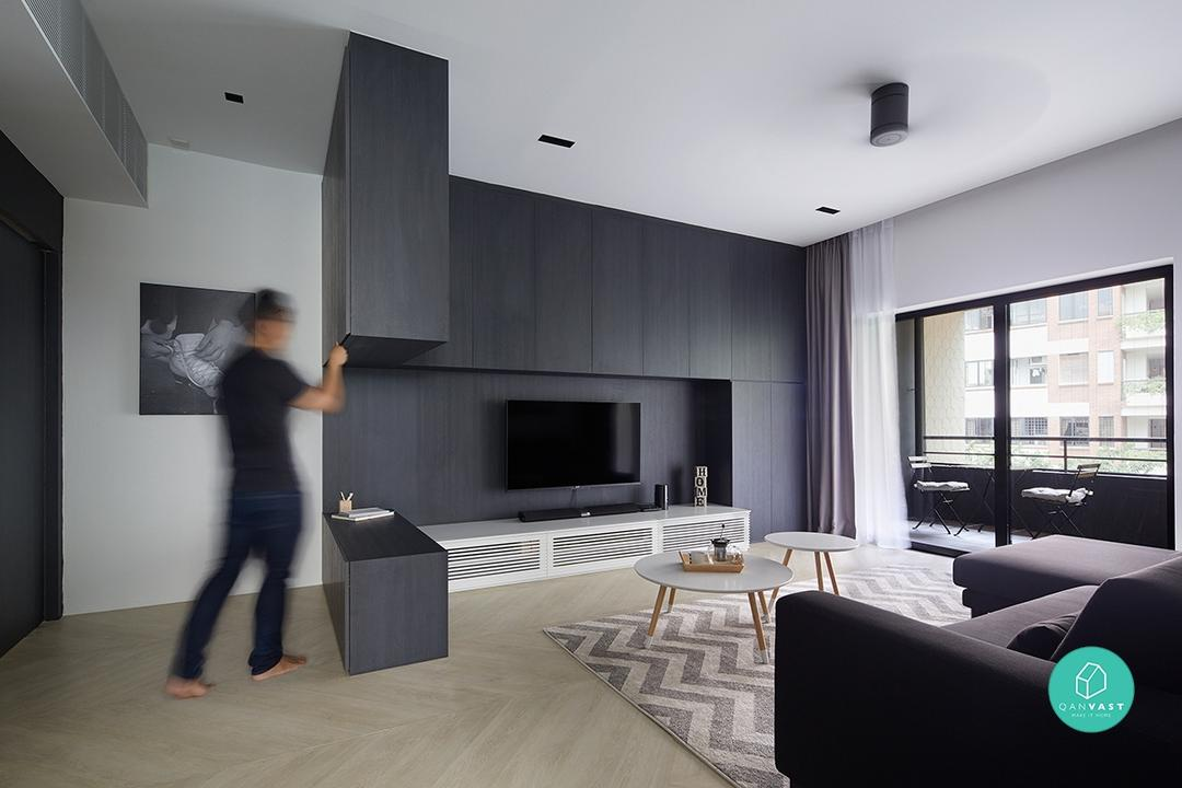 Ignore The Myth: Dark Is Classic For Homes 24