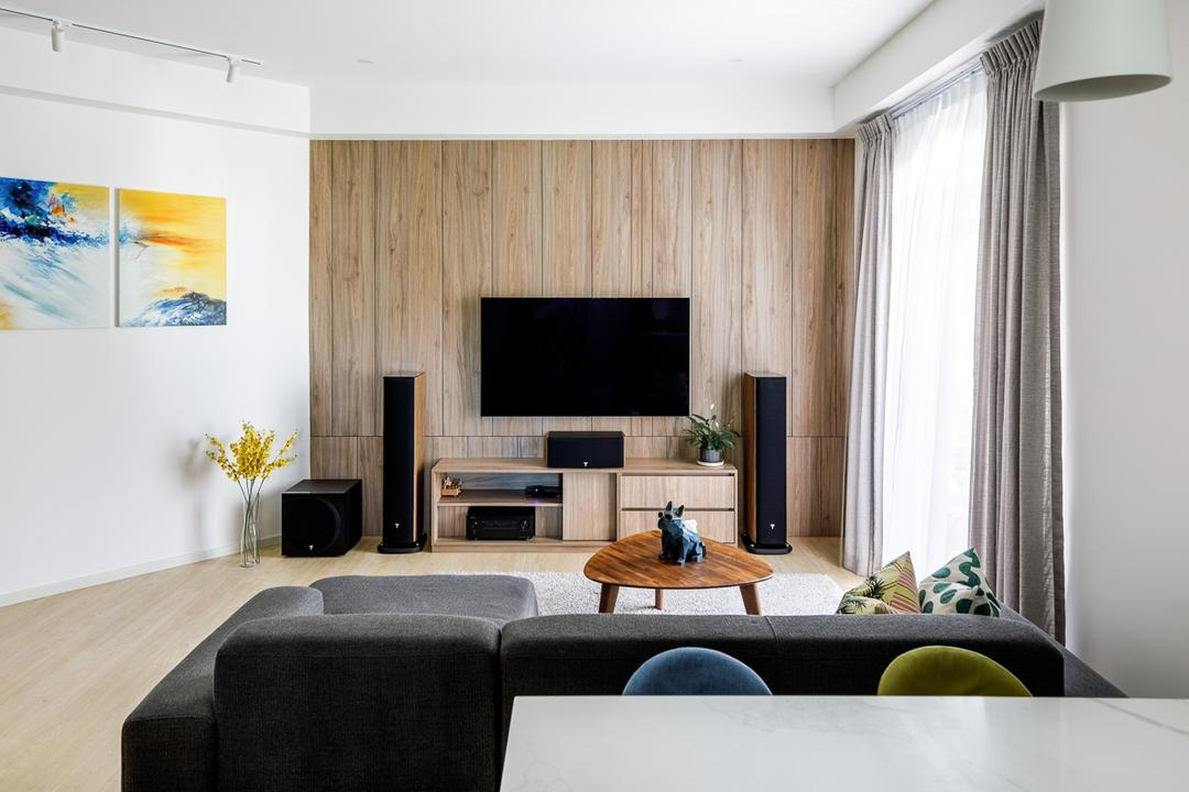 Silahis Apartment by Anhans Interior Design