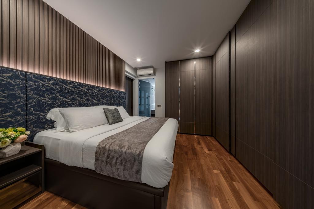 Contemporary, Condo, Bedroom, The Beverly, Interior Designer, Summerhaus D'zign