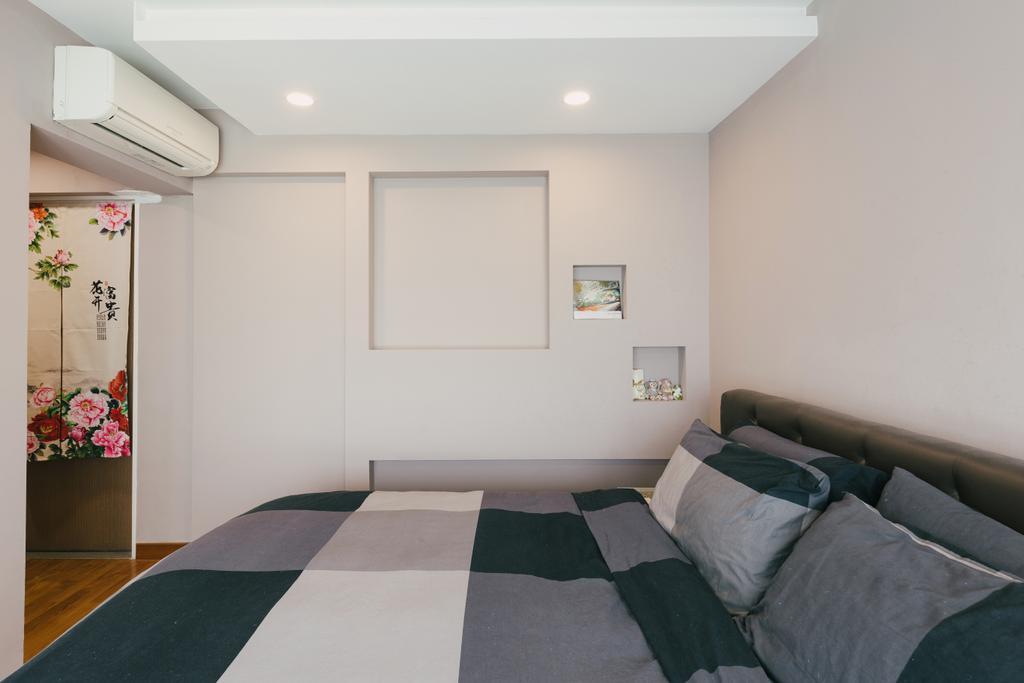 Modern, HDB, Bedroom, Sengkang East Avenue, Interior Designer, D & T Creation