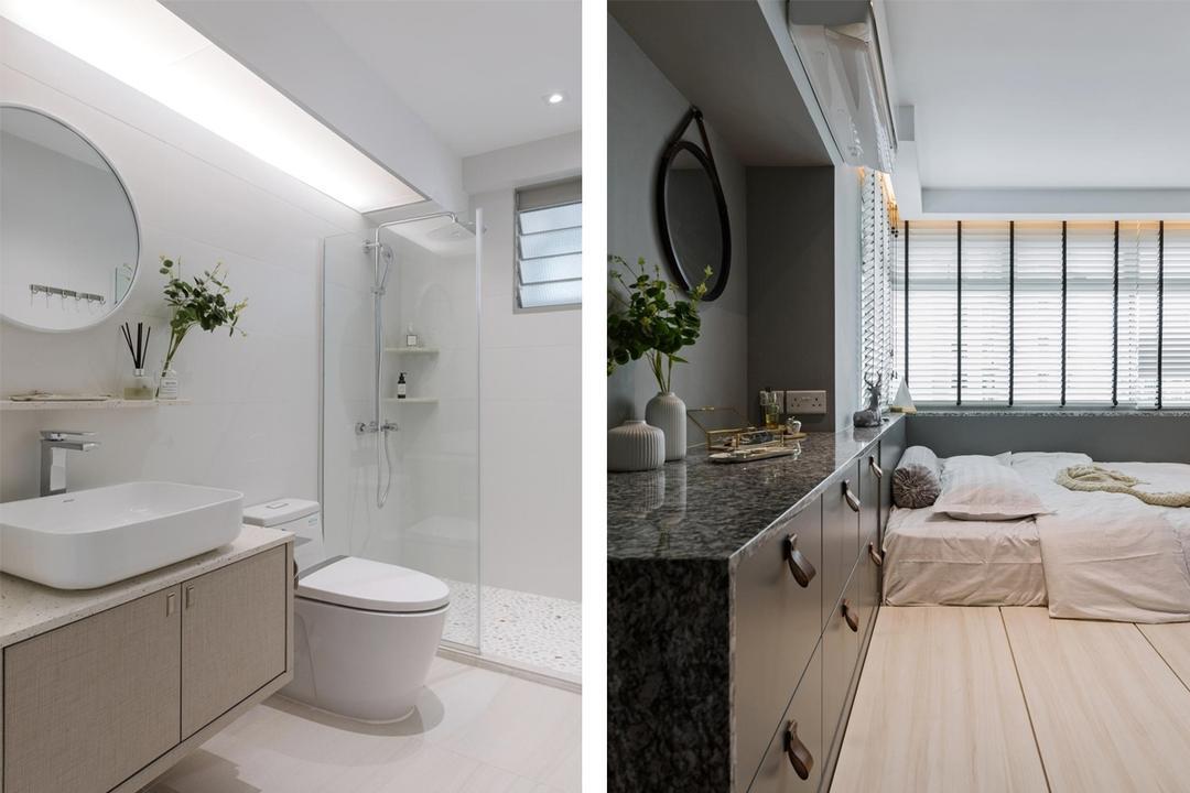 singapore interior design sengkang HDB flat posh home 9