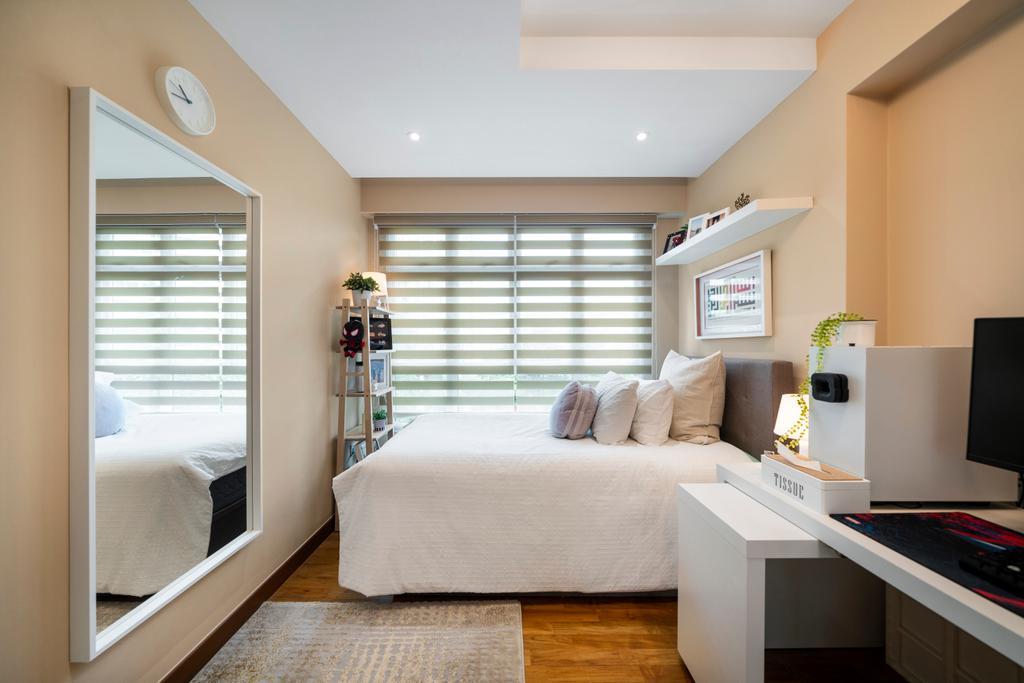 Modern, HDB, Yishun Ring Road, Interior Designer, Livspace