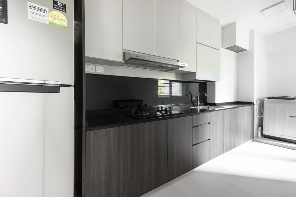 Contemporary, HDB, Bukit Batok West Avenue 5, Interior Designer, Flo Design