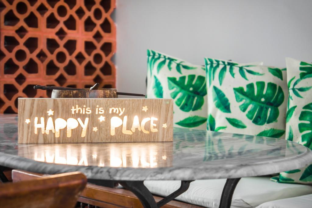Retro, HDB, Living Room, Holland Avenue, Interior Designer, Flo Design