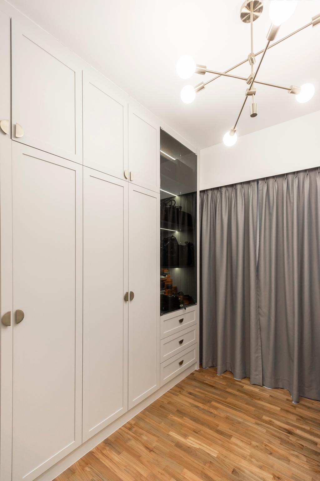 Contemporary, Condo, Bedroom, Waterview, Interior Designer, Flo Design