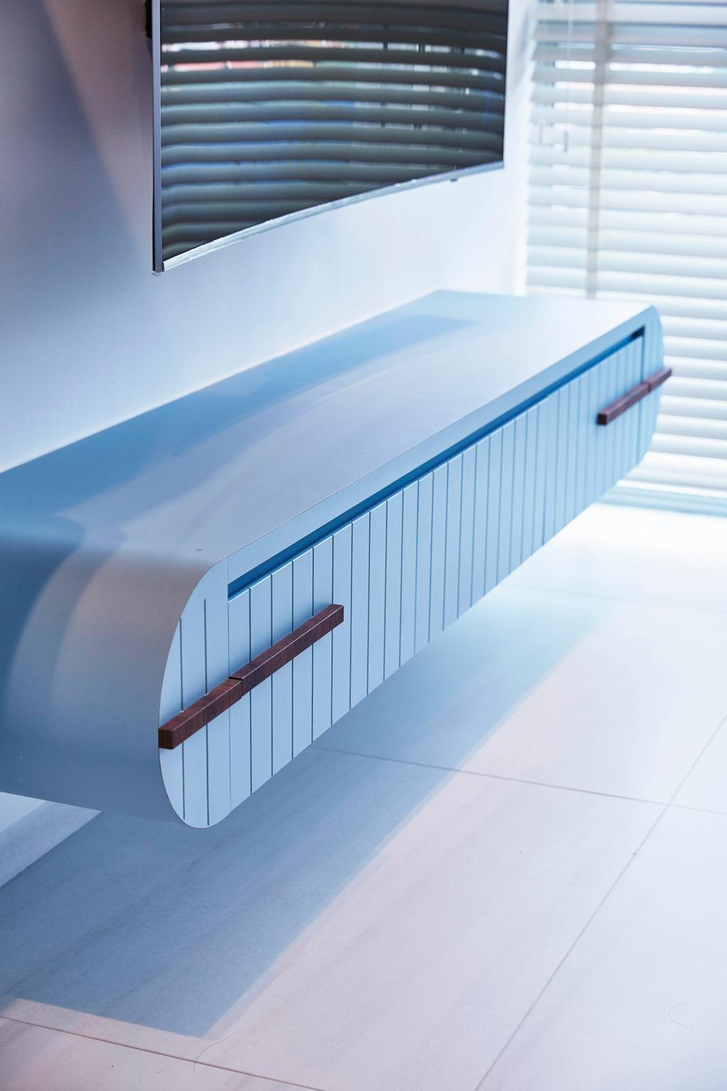Contemporary, Condo, Living Room, The Esta, Interior Designer, The Interior Lab