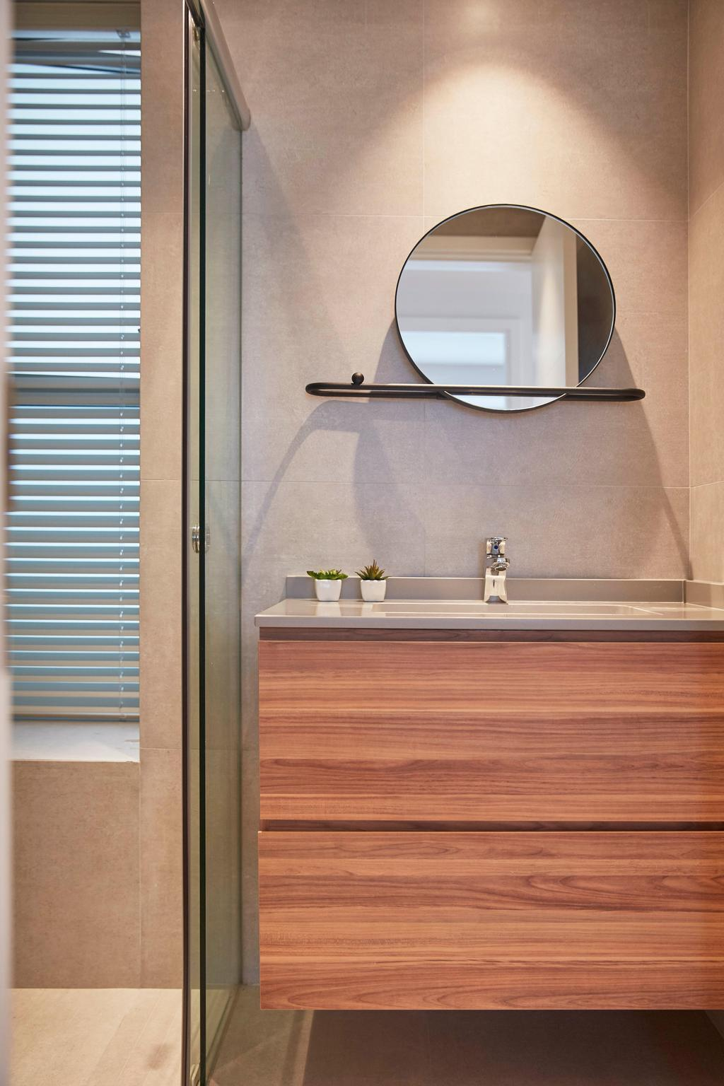 Contemporary, Condo, Bathroom, The Esta, Interior Designer, The Interior Lab