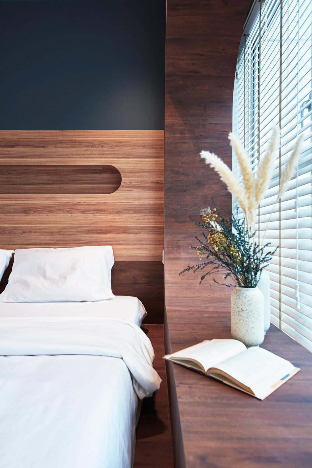 Contemporary, Condo, Bedroom, The Esta, Interior Designer, The Interior Lab