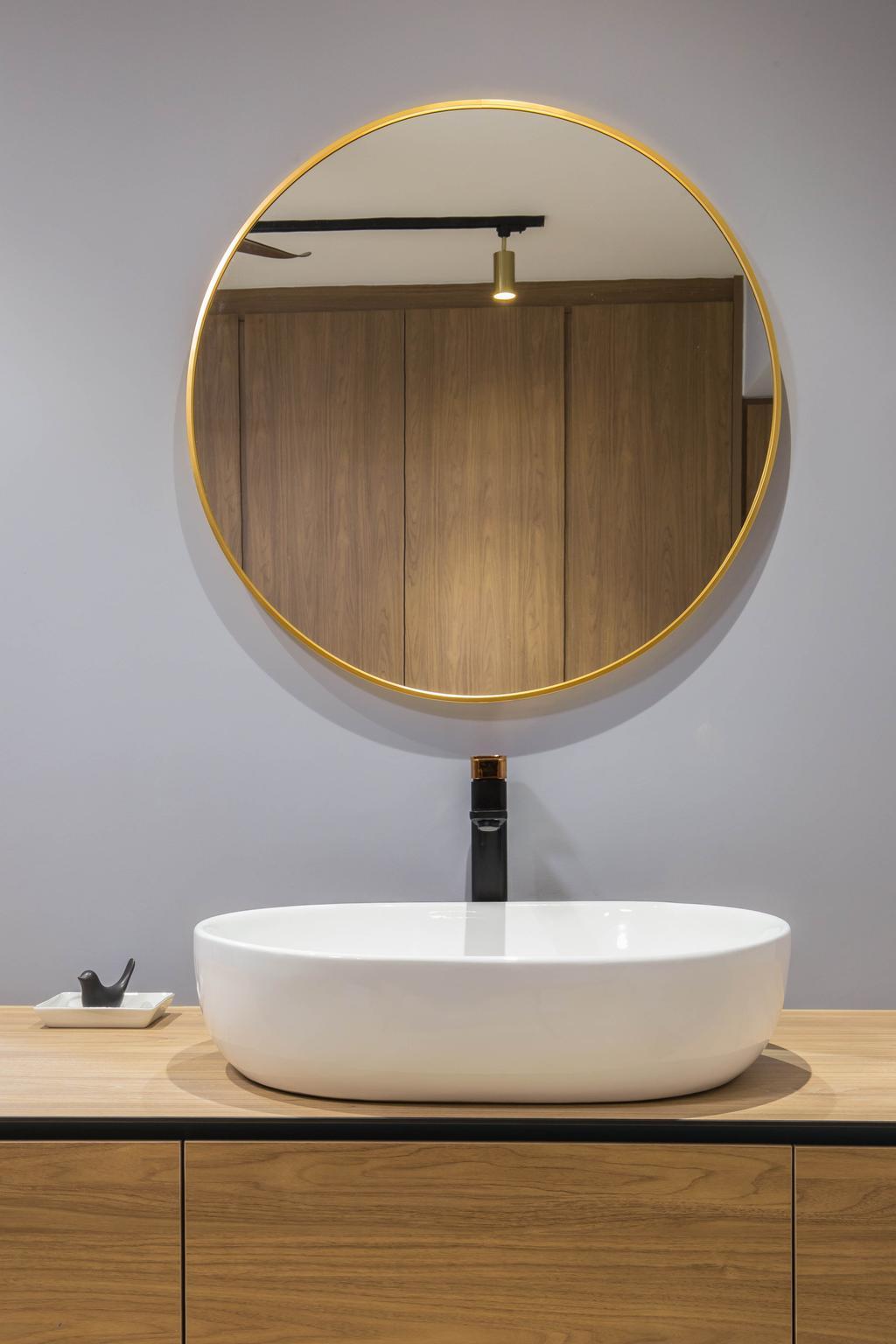 Contemporary, HDB, Bedroom, Toa Payoh Lorong 1, Interior Designer, Inizio Atelier, Scandinavian