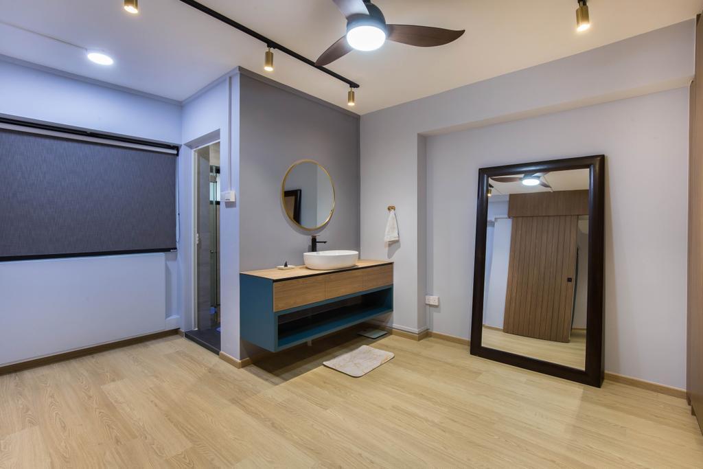 Contemporary, HDB, Toa Payoh Lorong 1, Interior Designer, Inizio Atelier, Scandinavian