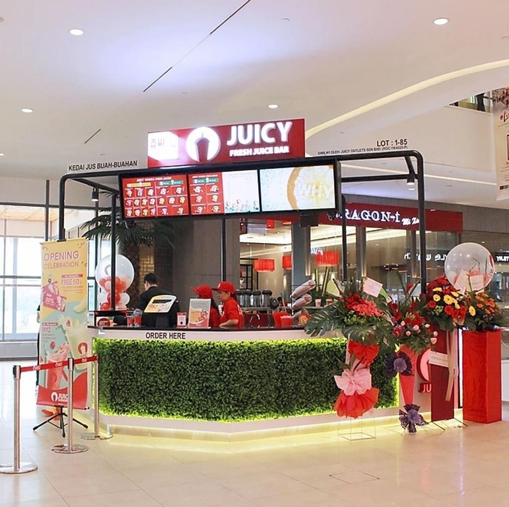 Juicy, Commercial, Interior Designer, ID&A Method Sdn Bhd