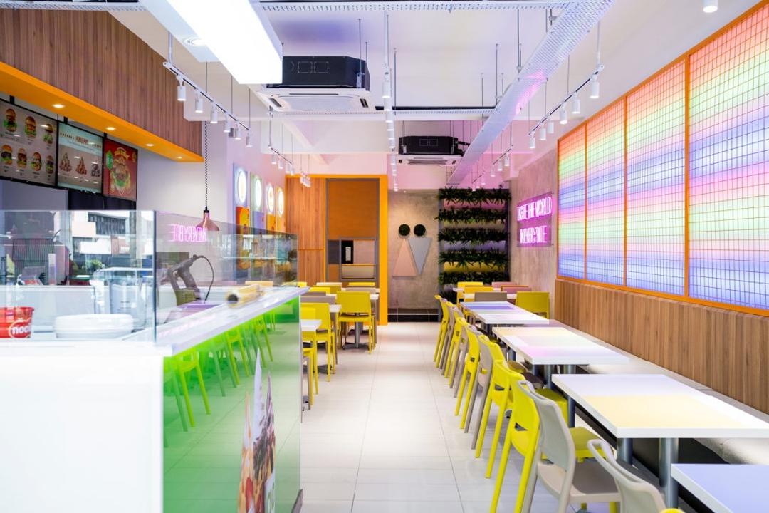Pebble Burger, Bangsar 4