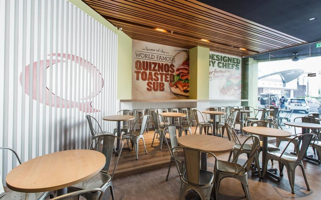Q Cafe, Gurney Paragon, Commercial, Interior Designer, ID&A Method Sdn Bhd, Modern