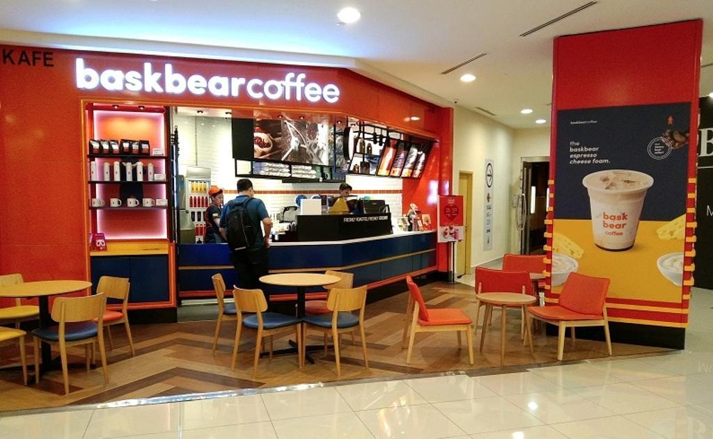 Baskbear Coffee, One Utama, Commercial, Interior Designer, ID&A Method Sdn Bhd, Modern