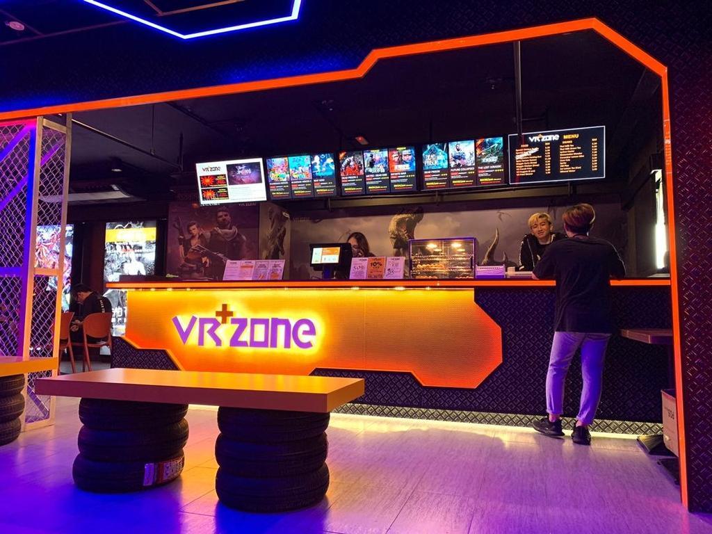 VR Zone, SS 15 Subang Jaya, Commercial, Interior Designer, ID&A Method Sdn Bhd, Modern
