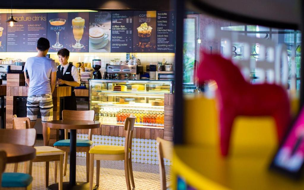 The Library Coffee Bar, Avenue K, Commercial, Interior Designer, ID&A Method Sdn Bhd, Industrial