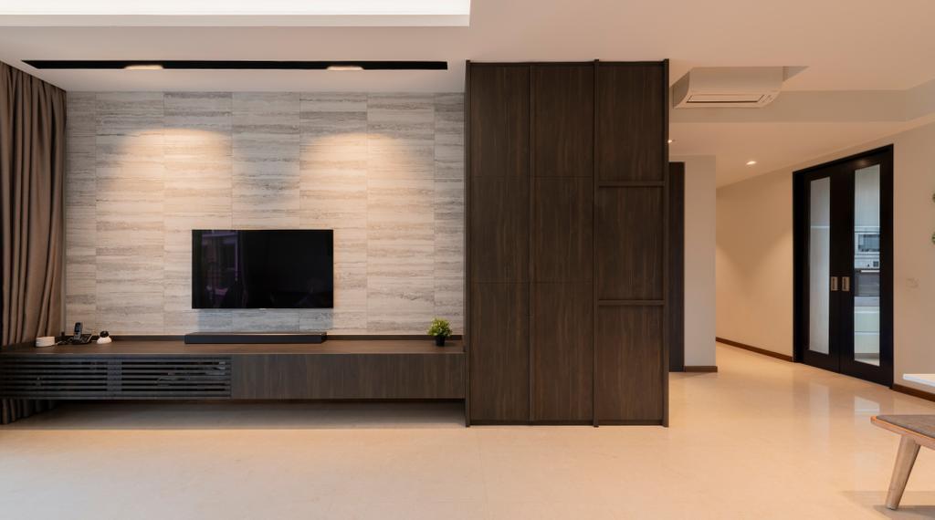 Modern, Condo, Living Room, The Seafront 55, Interior Designer, Divine & Glitz