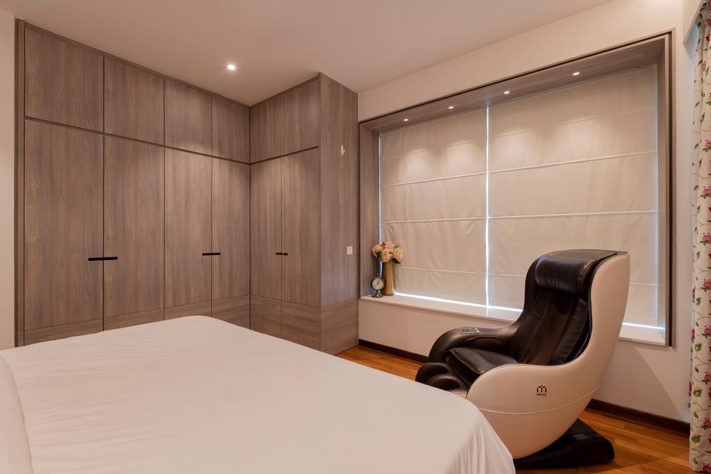 Modern, Condo, Bedroom, The Seafront 57, Interior Designer, Divine & Glitz