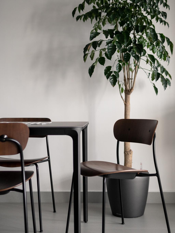 Contemporary, HDB, Dining Room, Dover Crescent, Interior Designer, Habit