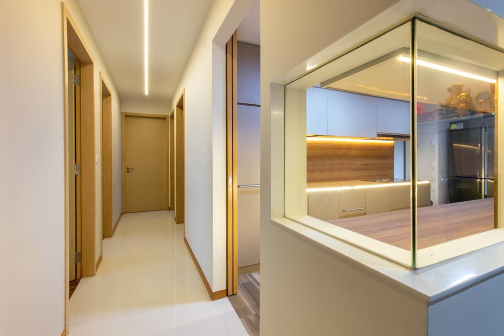 Modern, Condo, Residences Botanique, Interior Designer, New Chapter Design.com