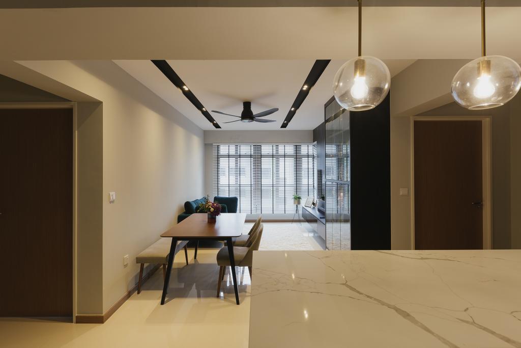 Contemporary, HDB, Alkaff Crescent, Interior Designer, Third Paragraph