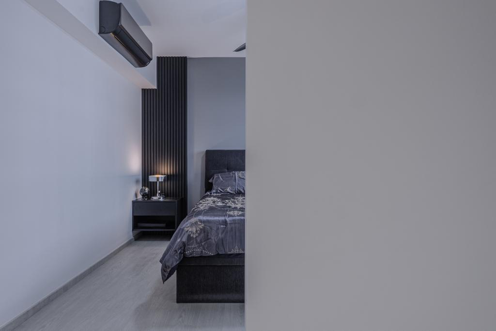 Contemporary, HDB, Bedroom, Tampines North Drive 1, Interior Designer, Luova Project Services