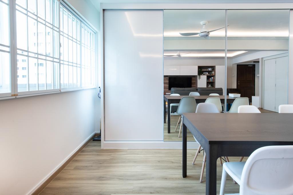 Contemporary, HDB, Hougang Ave 10, Interior Designer, New Chapter Design.com