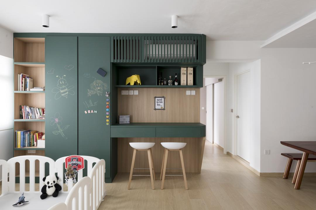 St George Towers by 13th Design Studio