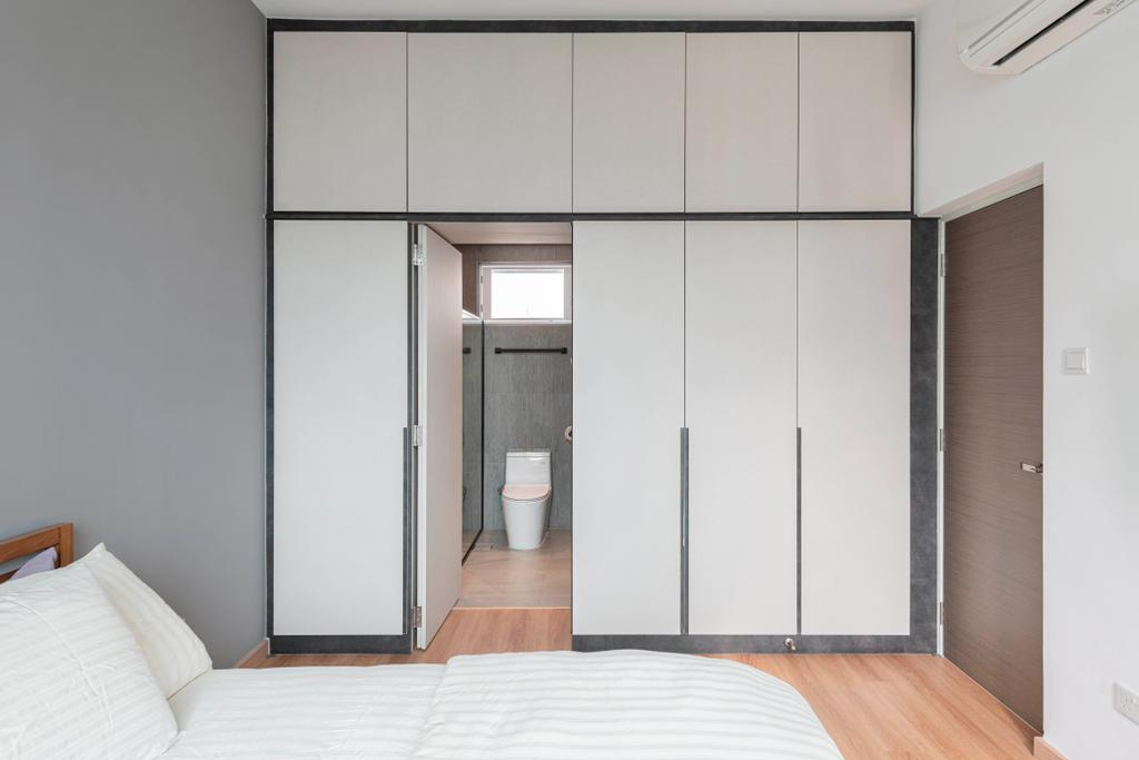 Contemporary, Condo, Bedroom, The Sunny Spring, Interior Designer, 13th Design Studio